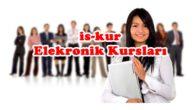 İş-Kur Elektronik Kursları