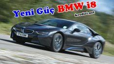 BMW İ8 Yeni Gücü İle Ekranlarda!