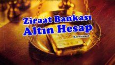 Ziraat Bankası Altın Hesap