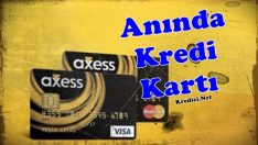 Anında Kredi Kartı Akbank'tan. Al ve Harcamaya Başla