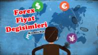 Forex Fiyat Değişimleri Artış ve Azalış