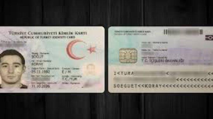 Yeni Kimlik Parasını Ödeme (Kredi Kartıyla Nüfus Cüzdanı Bedeli)