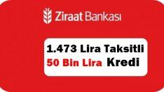Ziraat Bankası Kredi Hesaplama ( Örnek Kredi Hesaplamaları)