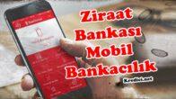 Ziraat Bankası Mobil Bankacılık Açma?