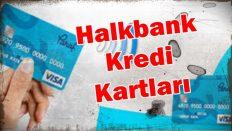 Halkbank kredi kartları 2019
