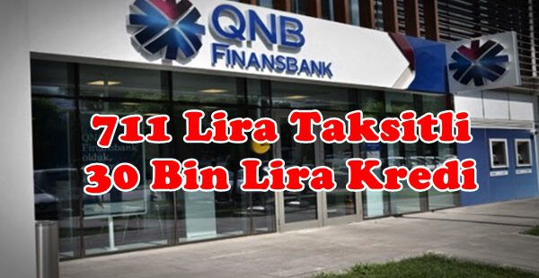 QNB Finansbank Kredi Hesaplama Faizler Başvuru