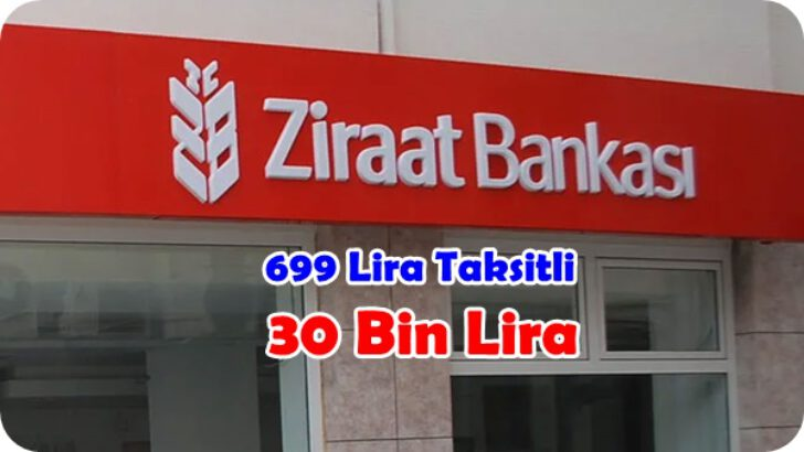 Ziraat Bankası Tüketici Kredisi Faizleri